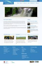 Web Design Mid Wales The Green Valleys Mid Wales Design
