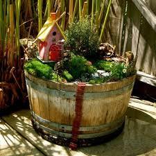 make a fairy garden the magic onions