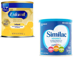 Enfamil Newborn Formula Feeding Chart Enfamil Vs Similac Which Is The Best Baby Formula Best