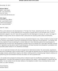 court clerk cover letter - Template