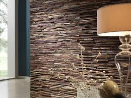 living stone wall decorating accent wall