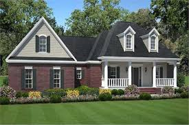 Ranch Style Homes  The Ranch House Plan Makes a Big ComebackPlan     Traditional Ranch House   Front Porch