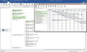 Mindmanager Enterprise Boosts Productivity With Gantt Pro