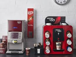 Nescafe Vending Machine Malaysia Mesmerizing Coffee Vending Machines Benefits Insights Nestlé Professional