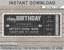 tickets template 28 unique concert ticket template free tearsinthedarkness