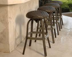 Bar Stool  Hampton Collection  Thos BakerOutdoor Wicker Bar Furniture