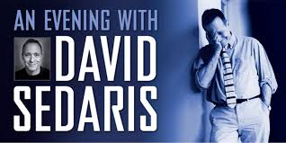 wksu presents david sedaris at the akron civic theatre wksu
