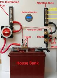 boat battery switch wiring diagram images installing a battery monitor photo gallery by compass marine how to at