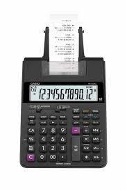 Casio Casıo Hr-100rc-bk-dc Şeritli Hesap Makinesi Fiyatı, Yorumları -  TRENDYOL