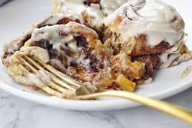easy apple pie cinnamon rolls chef