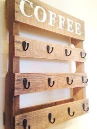 coffee cup rack wooden cup rack best coffee cup storage ideas on coffee cup holder coffee cup rack coffee mug