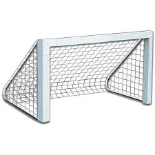 Franklin Tournament Steel Portable Soccer Goal  12u0027 X 6u0027  HayneedleSoccer Goals Backyard