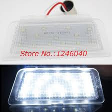Astra Lighting Limited Us 7 98 1pcs 18led License Plate Light Number Plate Light Lamp For Opel Astra G 1998 2004 Hatch Saloon Only In Signal Lamp From Automobiles