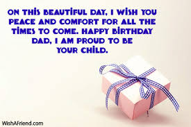 Birthday Wishes For Dad via Relatably.com