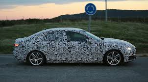 audi a4 2015 spy.  Spy CAR Magazineu0027s Spy Photos Of The New 2015 Audi A4 Confirm Itu0027s Business  As Usual In Looks Department On Spy