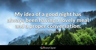 Good Night Quotes Adorable Good Night Quotes BrainyQuote