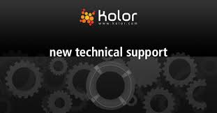 Technical Support Questions Kolor Kolor Enhances Its Technical Support To Better Answer User