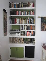 Floating Shelves Around Tv Built In Bookshelves Around Tv Interesting Getting Rid Of The