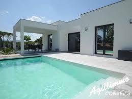 maison moderne avec 2 logements puget sur argens côte d azur