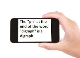 definition and exles of digraphs in