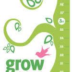 Printable Growth Chart Kid To Kid
