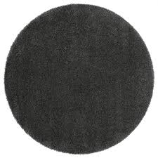 58 most cool black round rug rugs ikea adum high pile carpet for living room green navy area solid red gy yellow circle big white fluffy