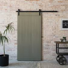 frontier barn doors sliding barn door system