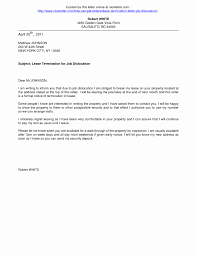 termination letter template 11 termination letter template g unitrecors lease format pics for
