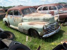 1947 to 1949 Chevrolet Fleetline for Sale on ClassicCars.com
