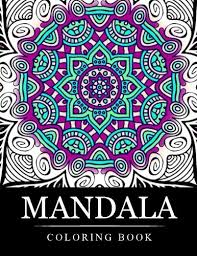 mandala coloring book stress relieving patterns coloring books for s coloring books for s relaxation tation coloring book for