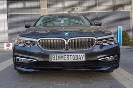BMW Convertible bmw 5er g30 : BMW 5er G30: Live-Fotos zeigen 530d xDrive mit Luxury Line