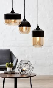 modern lighting. The Home Design Ambra Pendant Can Be Hung Individually Or As A Group #bunnings #. Lighting DesignSalon LightingModern Modern