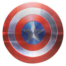 18in cirference captain america