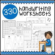 Handwriting Progression Chart Teaching Handwriting The Measured Mom