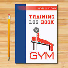 weight training log book gym diary weight training log book training journal exercise