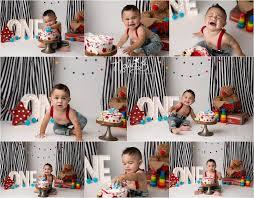 10 Interesting Cake Donut Smash Ideas For Babies 1st Birthday Photos