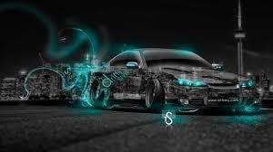 nissan silvia s jdm crystal drift style car