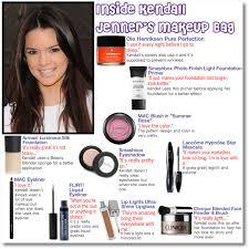 makeup ideas kylie jenner makeup bag kendall jenner makeup bag inside kendall jenneru0026 39 seven magazine