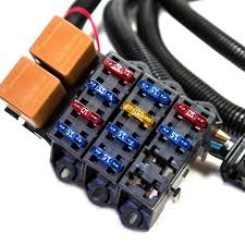 psi 07 08 ly6 6 0l l92 6 2l standalone wiring harness w t56 show picture 2