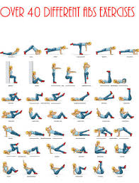ab fitness exercises lose belly fat and get abs screenshot 5