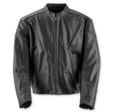 black brand men s black leather jacket