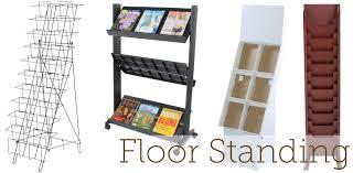 magazine racks for office. Remarkable Portable Magazine Rack In Racks Office Furniture Home Commercial 1120 38 For M
