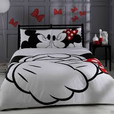 mickey and minnie bed set adore bedding set double queen