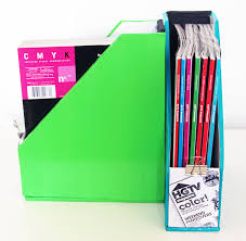Magazine Holder Cardboard Make your own cardboard magazine holder DIY Magazine Holders 12