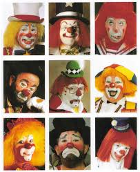 professional clown makeup google search page 1