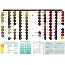Rpr Mycolour Chart