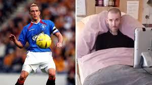 Football news: Heartbreaking video of Rangers hero Fernando Ricksen as he  battles motor neurone - Eurosport