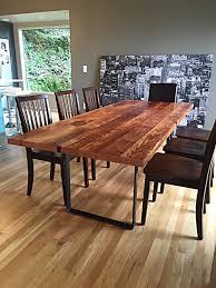 reclaimed wood furniture etsy. Fremont Reclaimed Douglas Fir Dining Table \u2014 Stumptown | Wood Furniture Etsy H