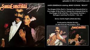 Santa Esmeralda 3: Beauty [Full Album + Bonus] (1978) - YouTube