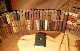 personalized leather bound journals no boundaries books seattle wa
